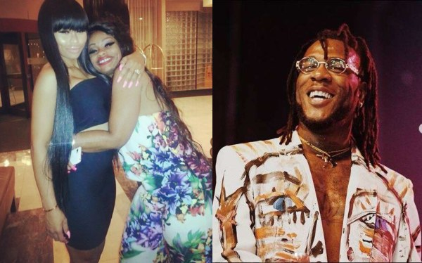 Video: Blac Chyna's Mom Blast Burna Boy