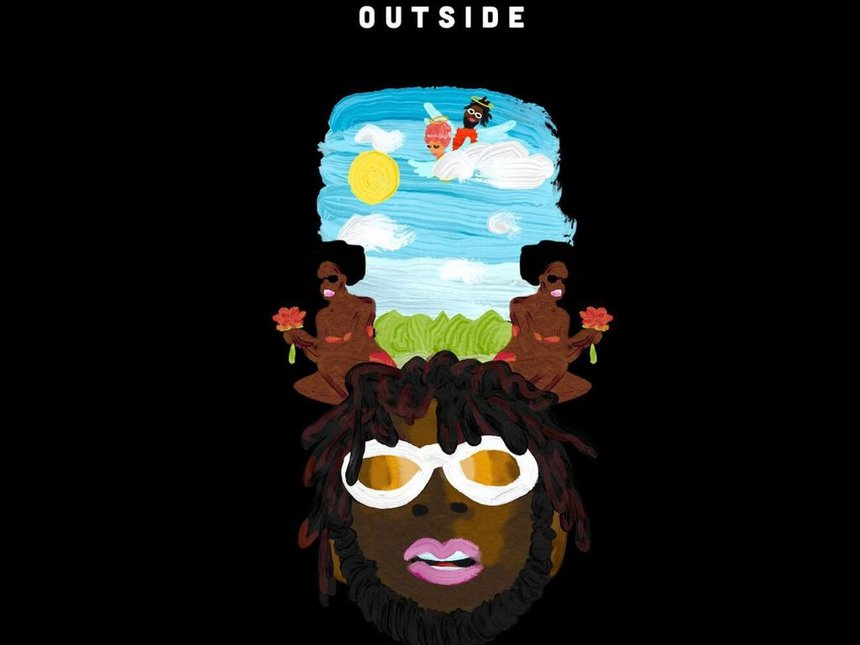 Download Album: Burna Boy – Outside