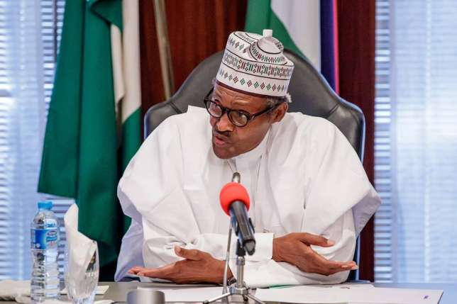 Buhari disagrees with APC, says aggrieved members should go to court
