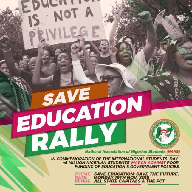 Students urge FG to stop treating education with levity as ASUU strike goes on