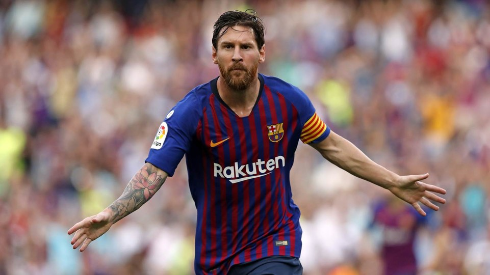 Match Highlights: Barcelona 3-4 Real Betis