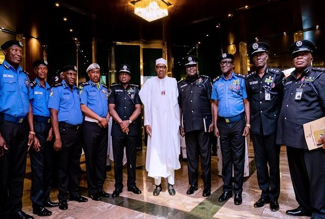 From Constable To IG; Details Of The New Emolument For The Nigeria Police