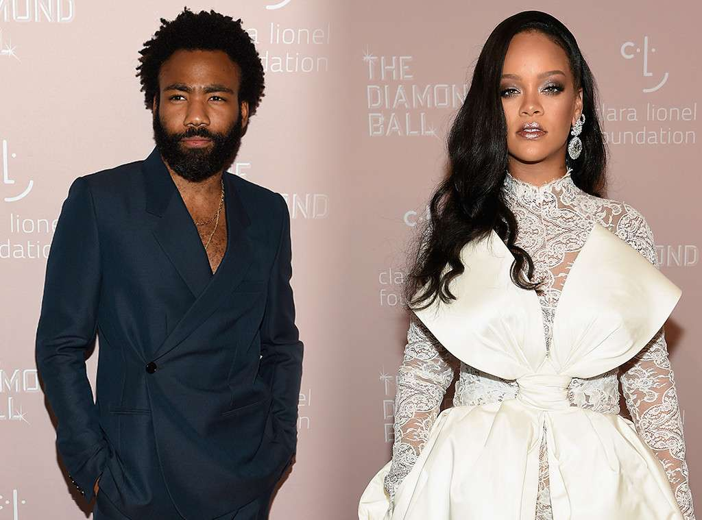 Donald Glover and Rihanna's On-Screen Chemistry Is Undeniable in Guava Island First Look