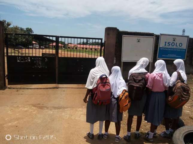 Lagos govt approves use of hijab in public schools