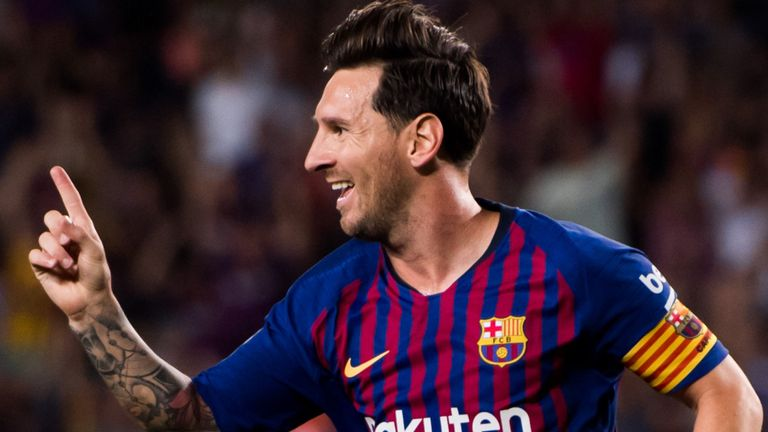 Messi's new deal sees Barcelona top Global Salaries