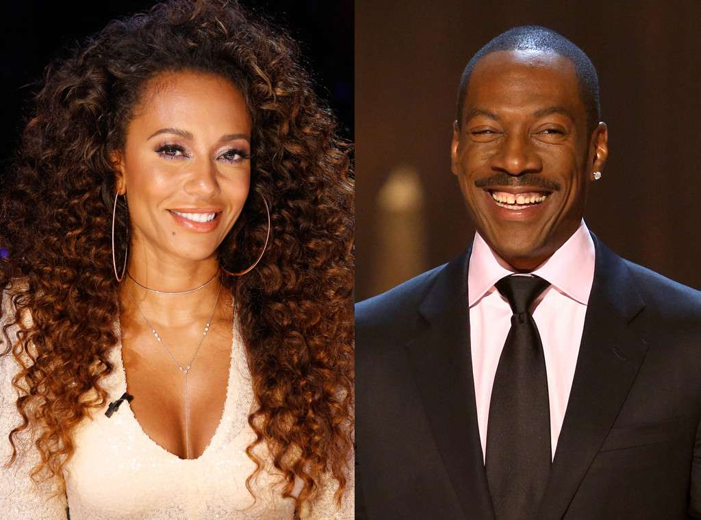 "Mel B Claims Eddie Murphy Is the ""Great Love"" of Her Life"