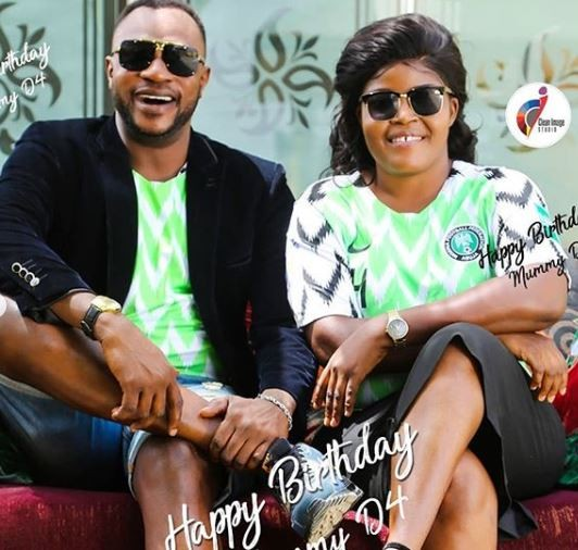 Odunlade Ademola Thankful As Wife Turns A Year Older