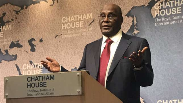 Jonathan: Only Atiku has the capacity to grow Nigeria's economy