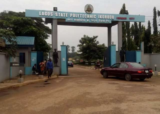 LASPOTECH lecturers refuse to join ASUP strike