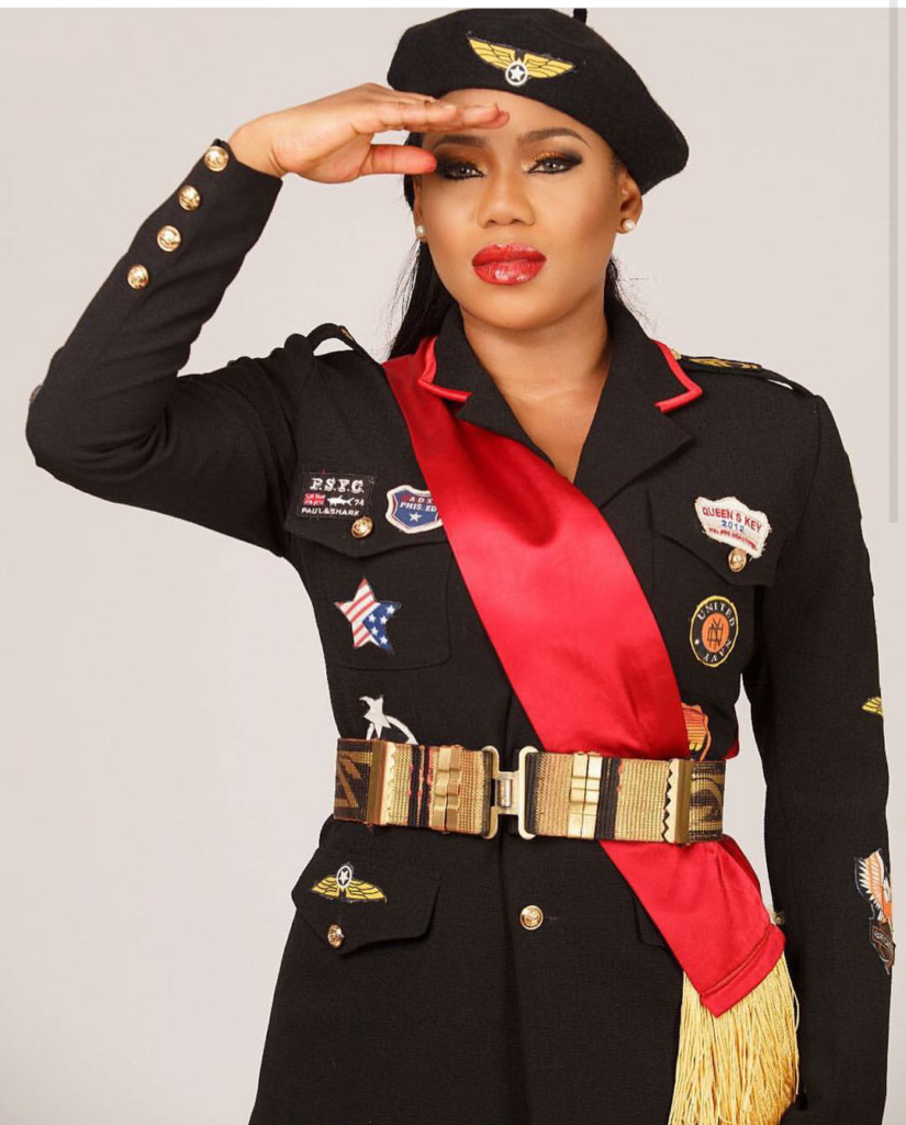 Toyin Lawani Sends Memo To Mothers Who Complain About Their Children's Look