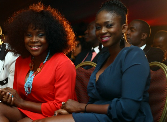 Waje Reveals Why She Can Call Omawumi A True Friend