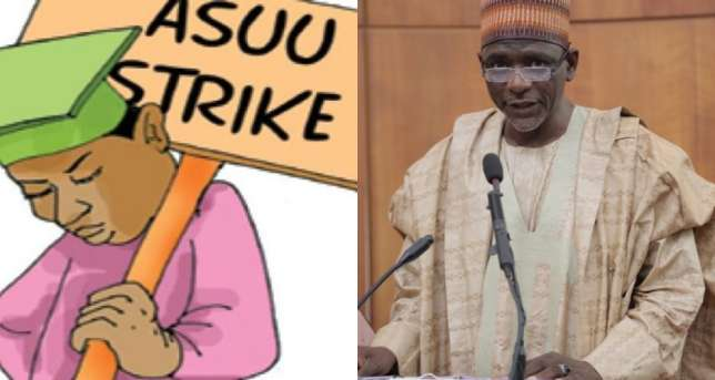 ASUU says no-work-no-pay policy will prolong strike