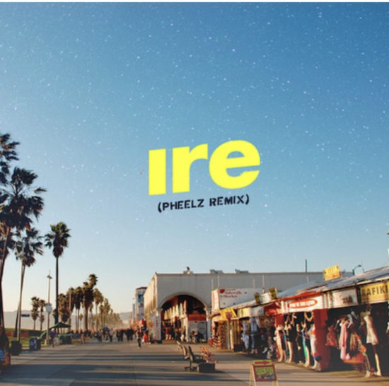 Mp3 Download: Adekunle Gold – Ire (Pheelz Remix)