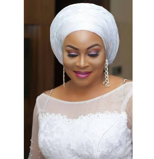 Has Bukky Wright Dumped Islam For Christianity?