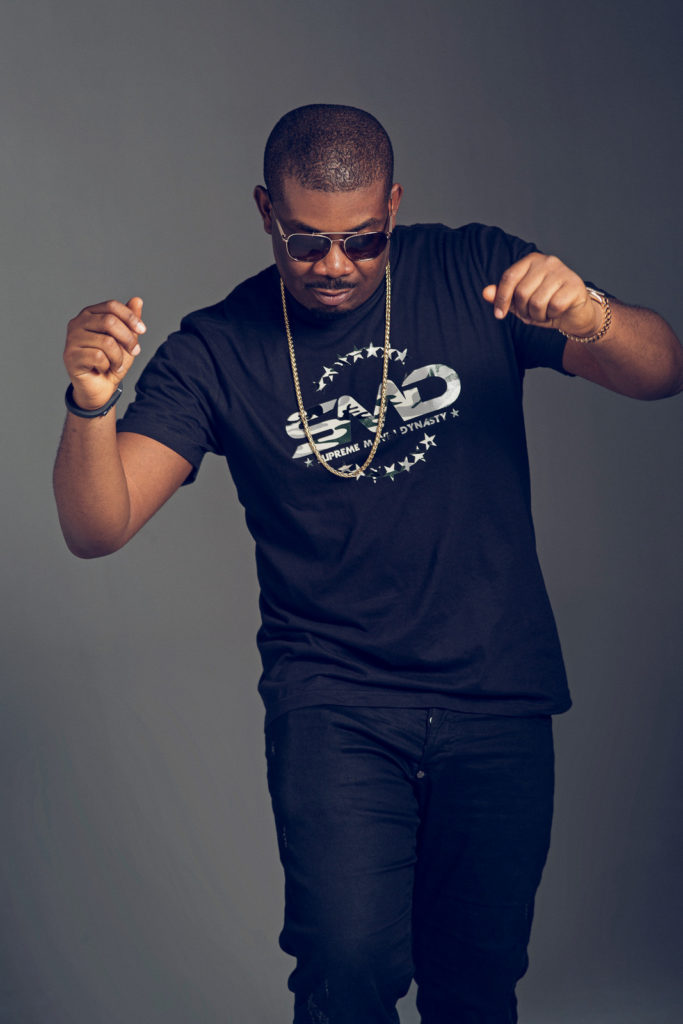 #10yearsChallenge: See Don Jazzy 10years Back And Now