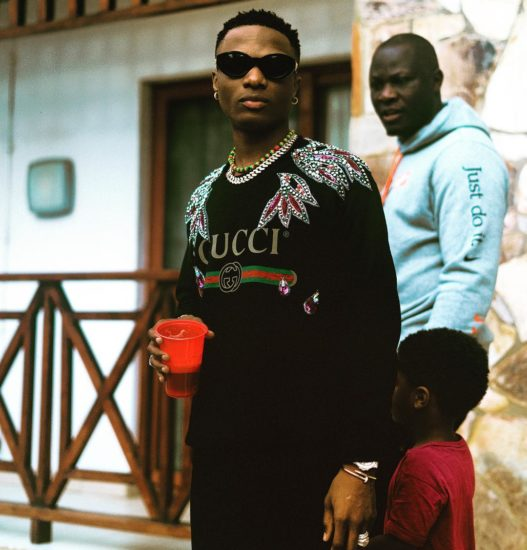 #10yearchallenge: Wizkid Then Vs Now