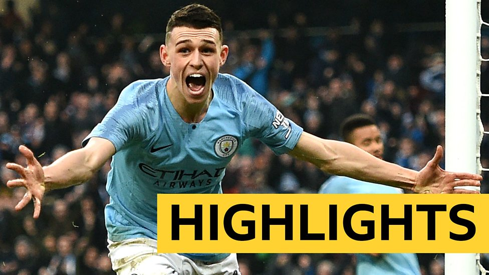 Match Highlights: Manchester City 7 – 0 Rotherham United