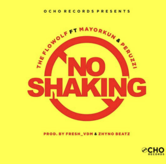 Mp3 Download: The Flowolf – No Shaking ft. Mayorkun x Peruzzi