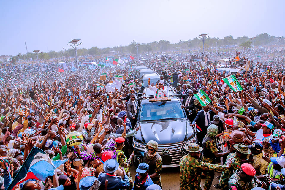 BUHARI CONGRATULATED BY THREE POWERFUL PRESIDENTS ON ELECTION VICTORY