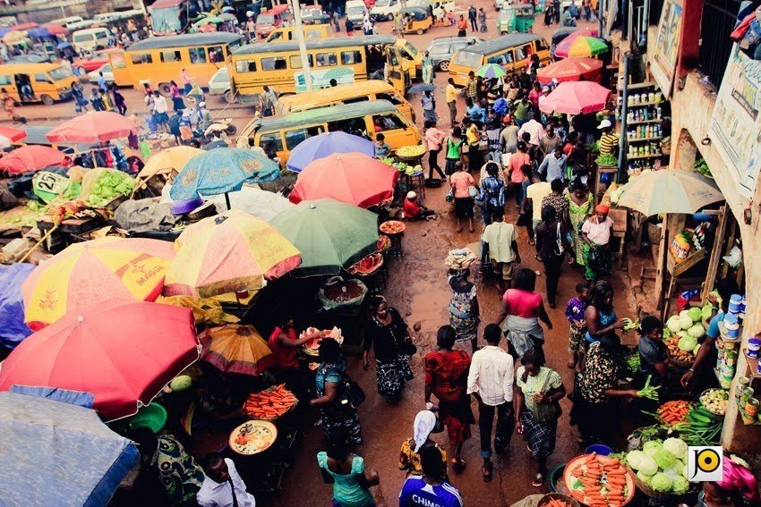 Business booms in Lagos markets on eve of Presidential, NASS elections