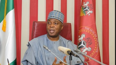 Police asked me to implicate Saraki in Offa robbery case – Suspect