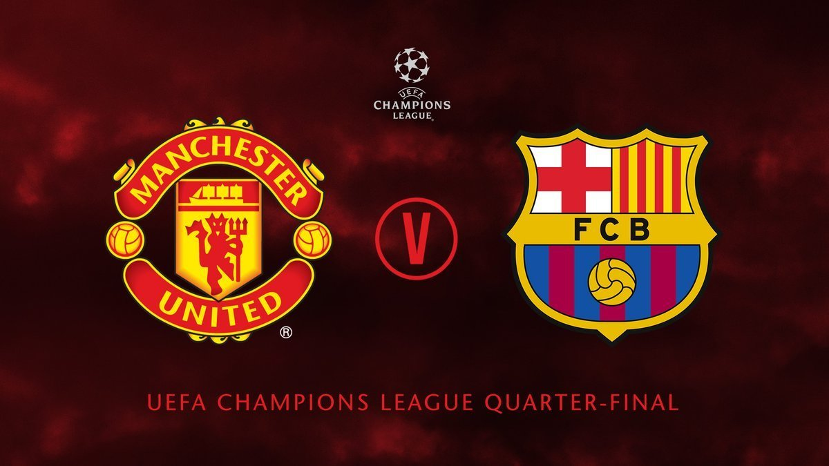 MANUTD VS BARCA; NIGERIAN LADY SAYS SHE HAS A MESSAGE FROM HEAVEN