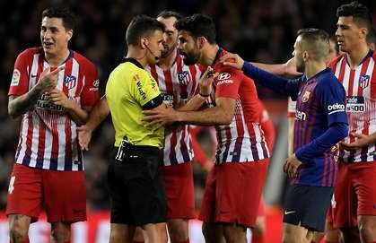 Diego Costa Ban Duration Revealed, The Striker To Face Long Suspension
