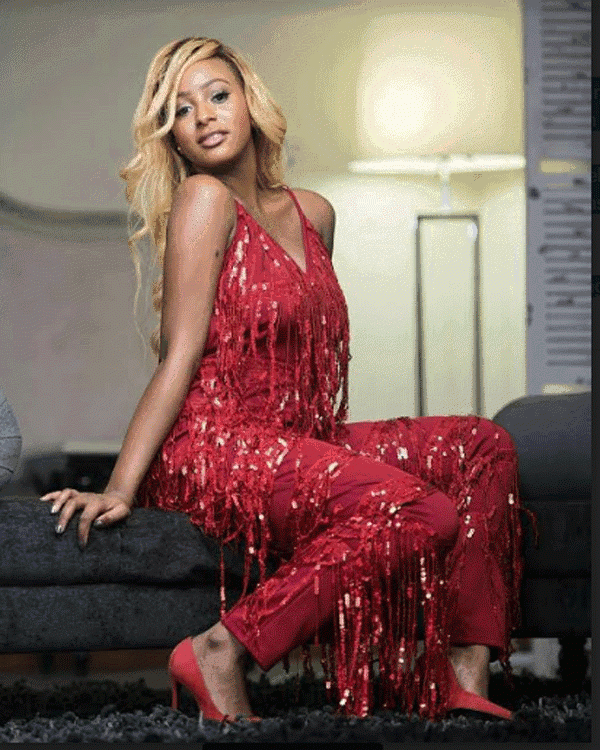 Fans Embarrasses  DJ Cuppy on IG