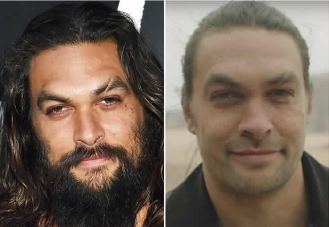 Aqua Man Character, Jason Momoa Shaves Off His Beard And Leaves People Freaked Out