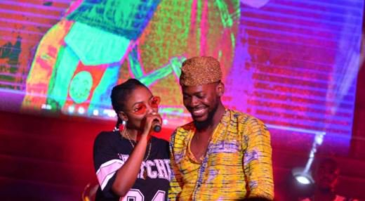 Simi refuse to speak about her marriage with Adekunle Gold.