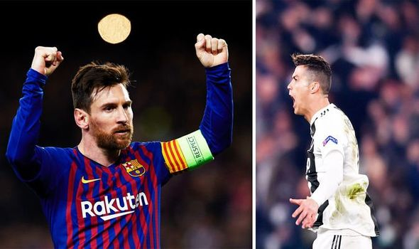 [See Full List] Champions League Top Scorers: Lionel Messi Well Clear Of Cristiano Ronaldo