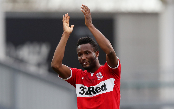 [SEE DETAILS] MIDDLESBROUGH TAKES DECISION ON MIKEL OBI – AFTER STREAK OF DEFEATS
