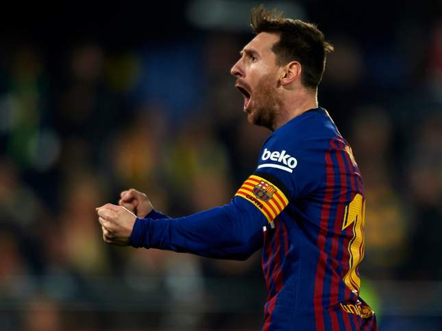 Messi Surpasses Ronaldo As All Time Topscorer Of Top 5 Leagues