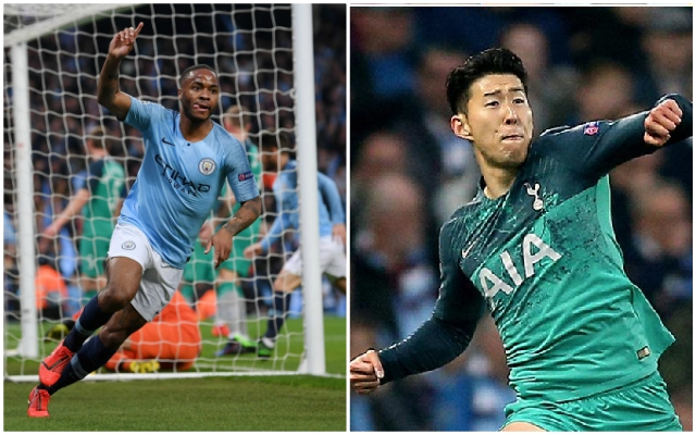 Crazy: Man City, Tottenham Clash Breaks Champions League record
