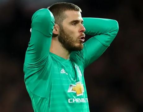 Bad for De Gea as Manchester united Want Atletico Madrid's O'blak To Replace Him