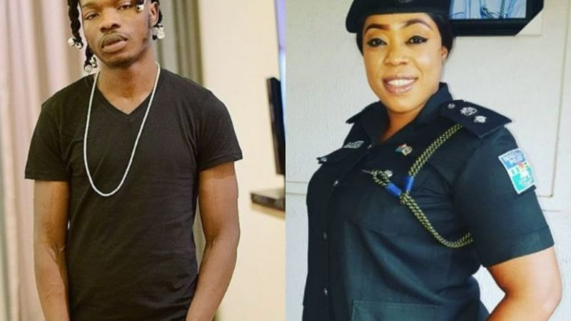 CSP Dolapo: Naira Marley Never Let Fans Cheer You Up Into Committing Crime