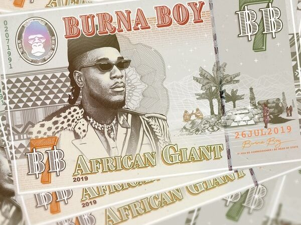 Burna Boy – African Giant [Album]