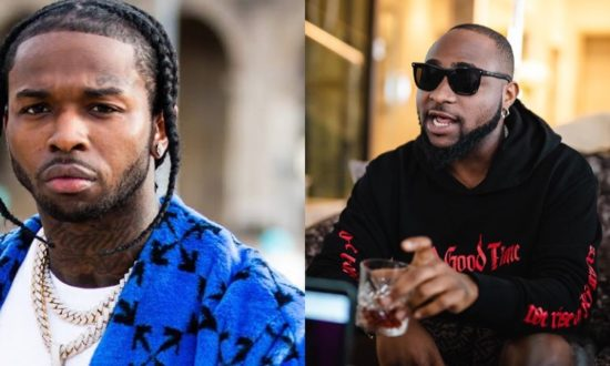 Davido On The Killing of Pop Smoke: God why?