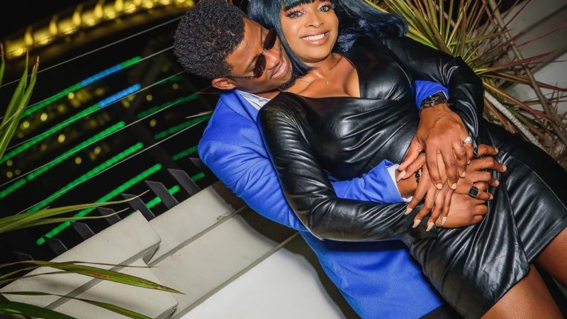 Ex BBNaija Housemate, Seyi Awolowo and Girlfriend, Adeshola Are Engaged